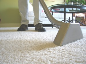 Deep Cleaning your Carpets with a steam cleaner