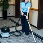Commercial cleaning and presentation