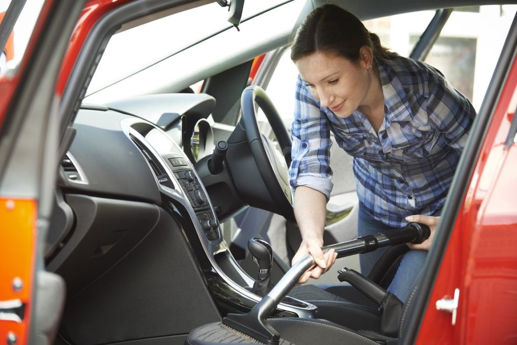 Kleen Rite Makes Car Upholstery Cleaning Easy